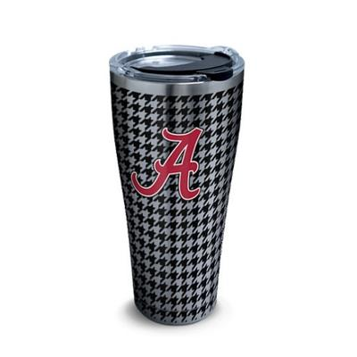 Alabama Tervis Houndstooth 30 oz Stainless Steel Tumbler