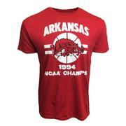 Arkansas Retro Brand 1994 Ncaa Champs T- Shirt