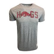 Arkansas Retro Brand Vault Slobbering Hog Tee