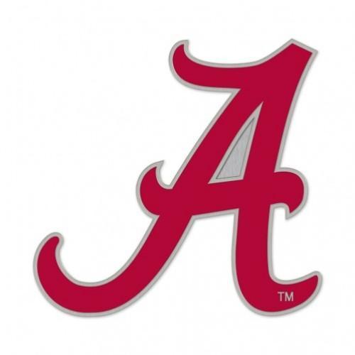 Alabama Wincraft Script A Collector Pin