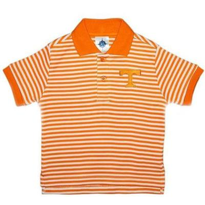 Tennessee Toddler Striped Polo Shirt
