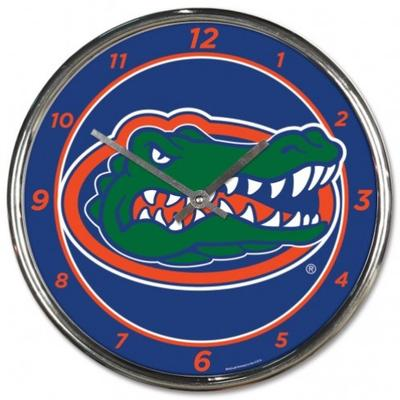 Florida Wincraft Chrome Clock