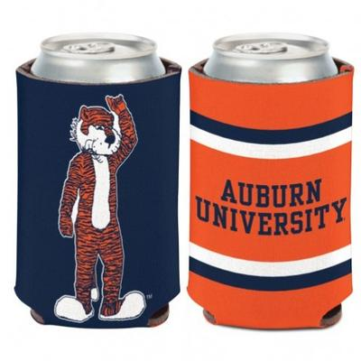 Auburn Wincraft Vault Tiger Can Coozie