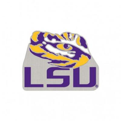 LSU Wincraft Tiger Eye Collector Pin