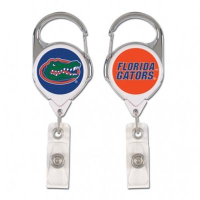 Florida Wincraft Retractible Premium Badge Reel