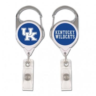 Kentucky Wincraft Retractible Premium Badge Reel