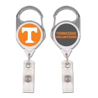 Tennessee Wincraft Retractible Premium Badge Reel