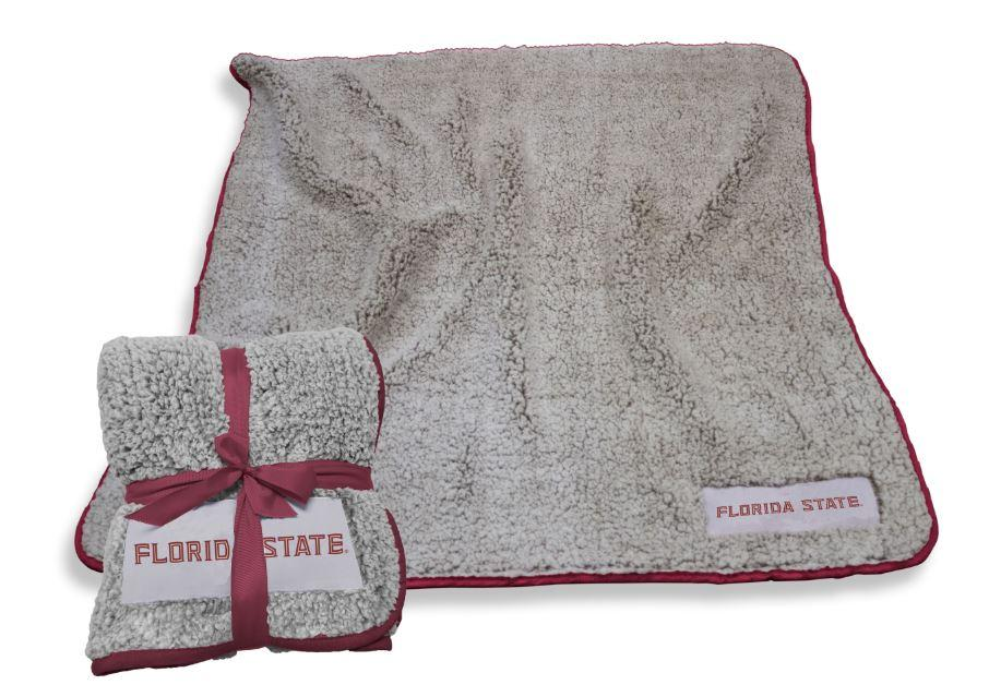 Florida State Logo Chair Frosty Fleece Blanket