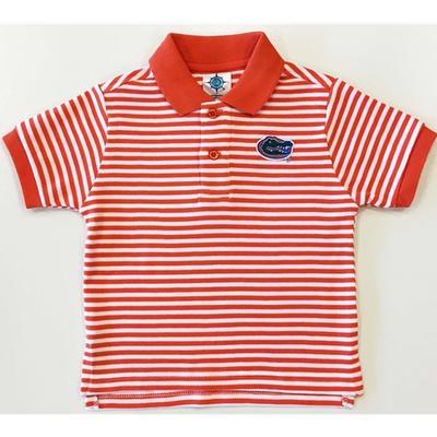 Florida Toddler Striped Polo Shirt