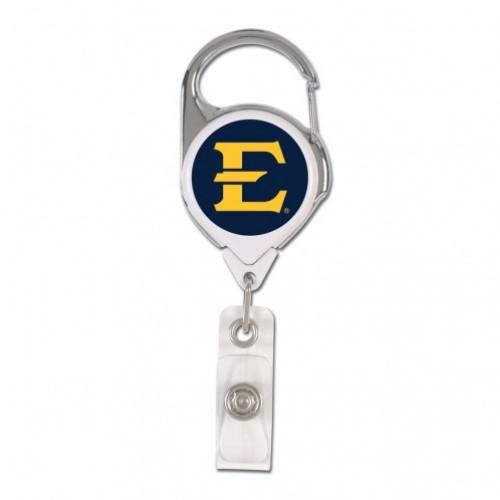 Etsu Wincraft Retractible Premium Badge Reel