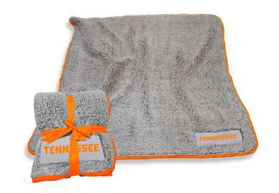 Tennessee Logo Chair Frosty Fleece Blanket