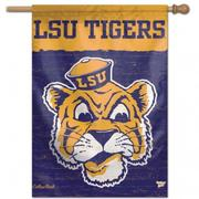 Lsu Wincraft Vault Logo Vertical House Flag