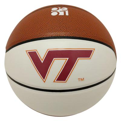 Virginia Tech Autograph Basketball