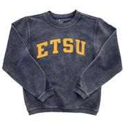 Etsu Youth Arch Corded Sweatshirt