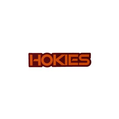 Virginia Tech 2 Inch Hokies Vinyl Decal