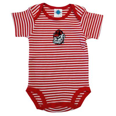 Georgia Infant Striped Body Suit