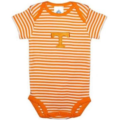 Tennessee Infant Striped Body Suit