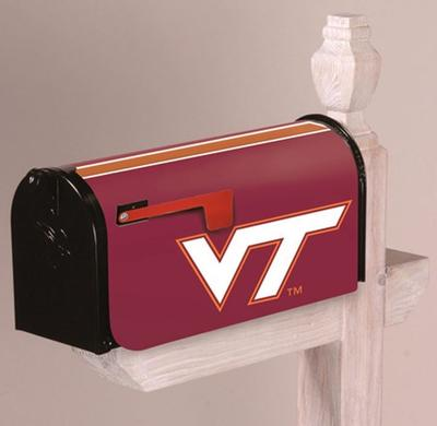 Virginia Tech Applique Mailbox Cover