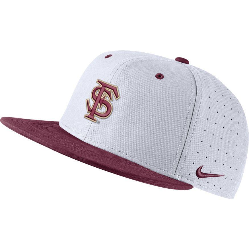 Florida State Nike Aero Baseball Fitted Cap