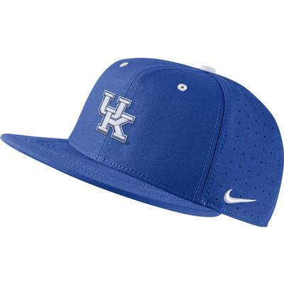Kentucky Nike Aero Baseball Fitted Cap GAME_RYL