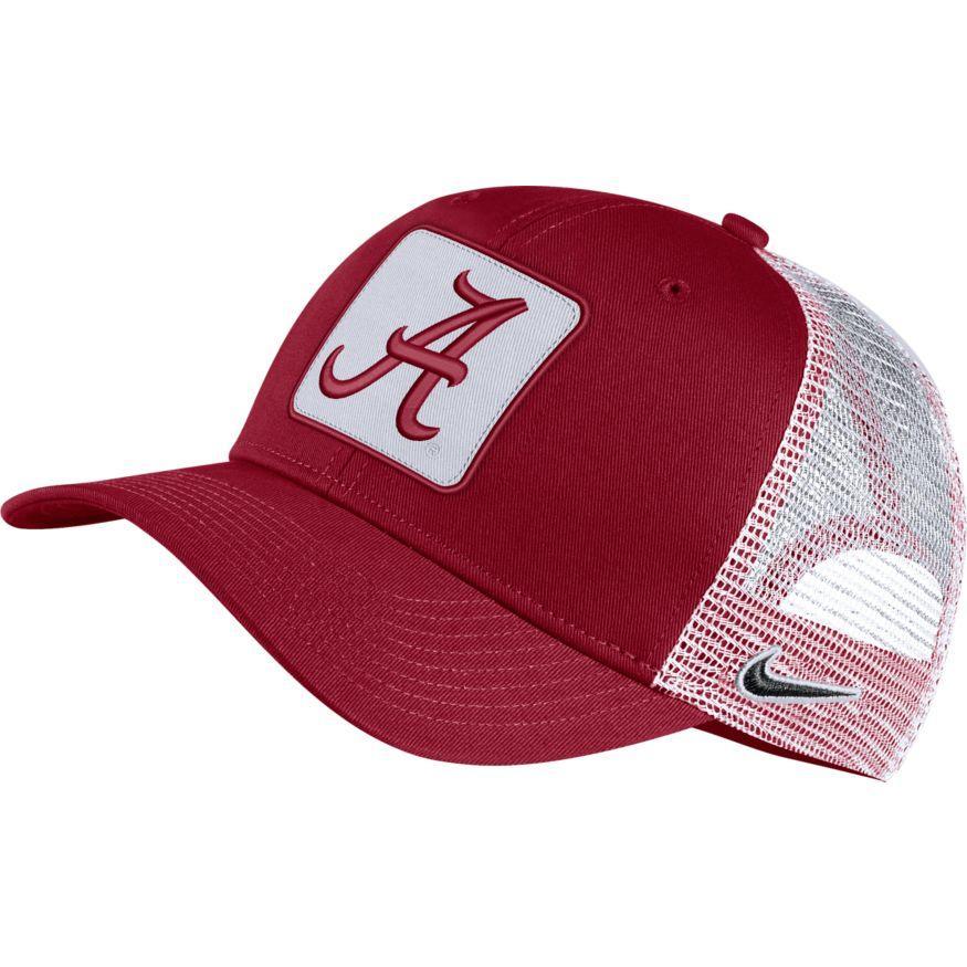 Alabama Nike Adjustable C99 Trucker Hat