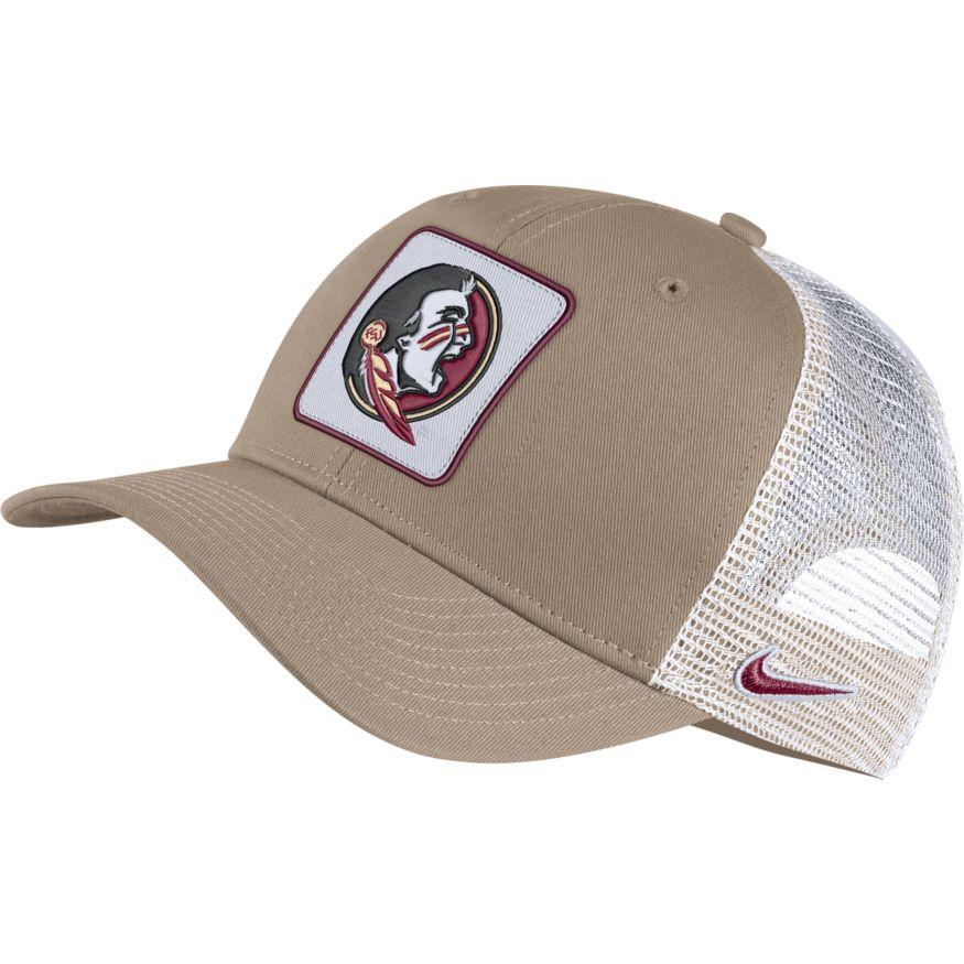 Florida State Nike Adjustable C99 Trucker Hat