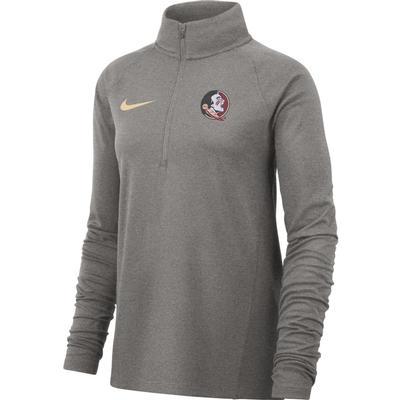 Florida State Nike Women's Half Zip Pullover