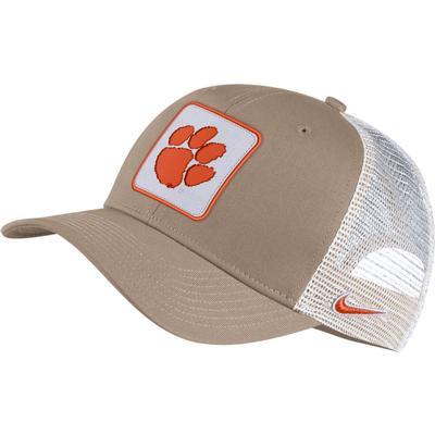 Clemson Nike Adjustable C99 Trucker Hat