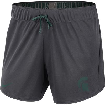 Michigan State Nike Women's Dri-Fit Attack Shorts