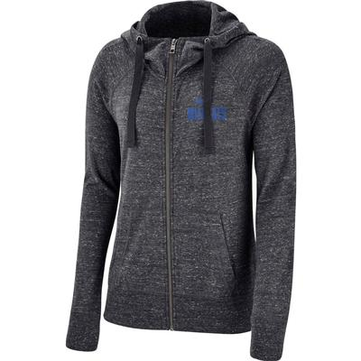 Kentucky Nike Women's Vintage Full Zip Hoodie