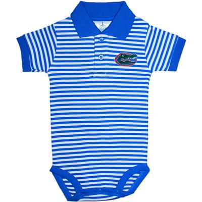 Florida Infant Striped Polo Body Suit