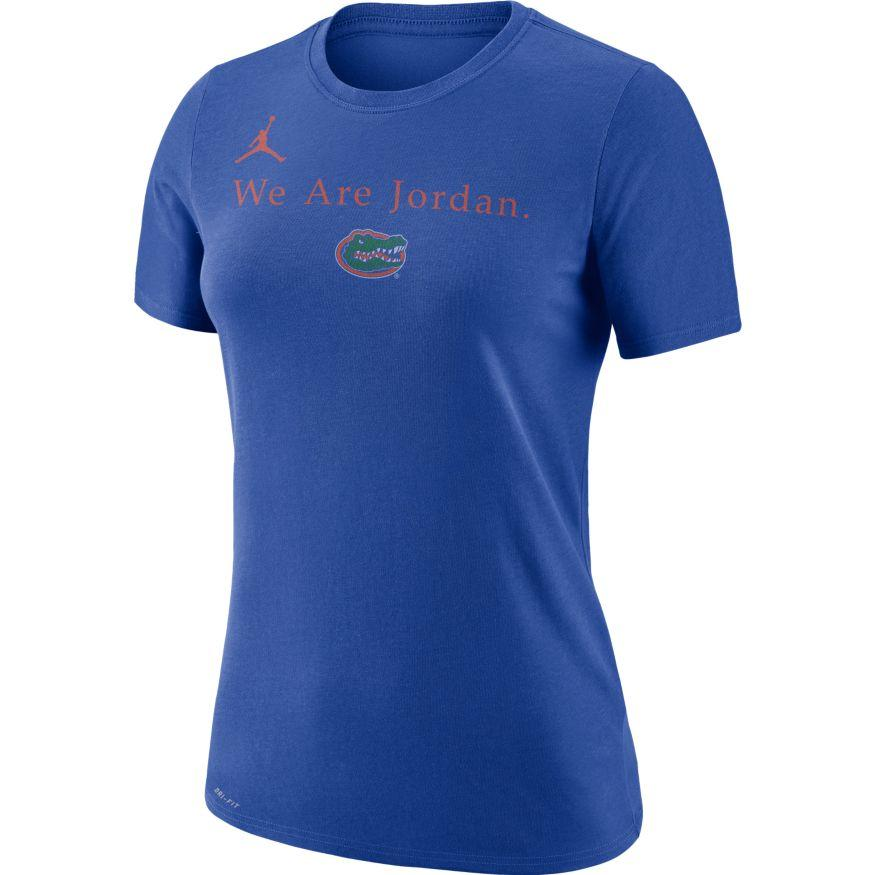 Florida Jordan Brand Women's We Are Jordan Tee