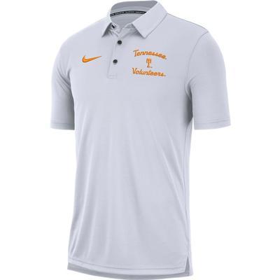 Tennessee Nike Chain Stitch Dri-Fit Polo