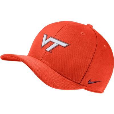 Virginia Tech Nike Dri-fit Swooshflex C99 Cap