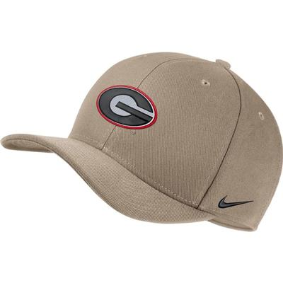 Georgia Nike Dri-fit Swooshflex C99 Cap