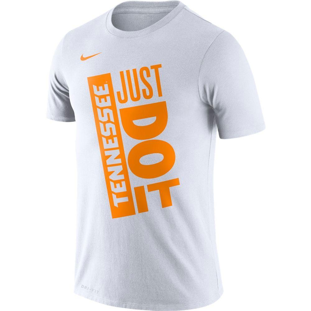 Tennessee Nike Just Do It Tee