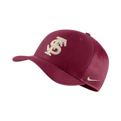 Florida State Nike C99 Flexfit Trucker Hat