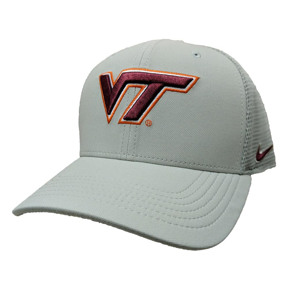 Virginia Tech Nike Dri- Fit Mesh Flex Fit Hat