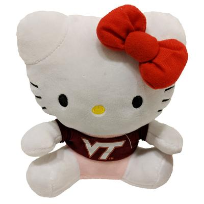 Virginia Tech Hello Kitty Plush