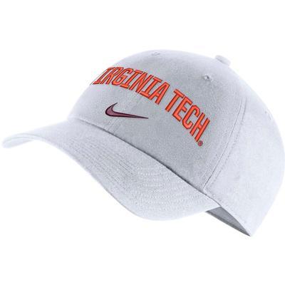 Virginia Tech Nike H86 School Arch Cap