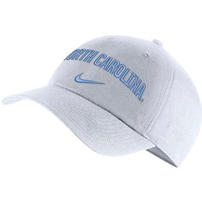 UNC Nike H86 School Arch Cap