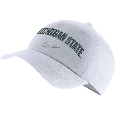 Michigan State Nike H86 School Arch Cap
