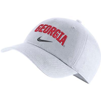Georgia Nike H86 School Arch Cap