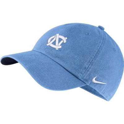 UNC Nike H86 Adjustable Cap