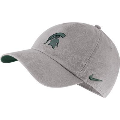 Michigan State Nike H86 Adjustable Cap