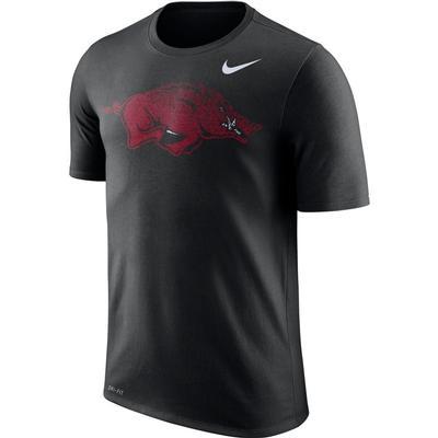 Arkansas Nike Dry Legend Fade T-Shirt