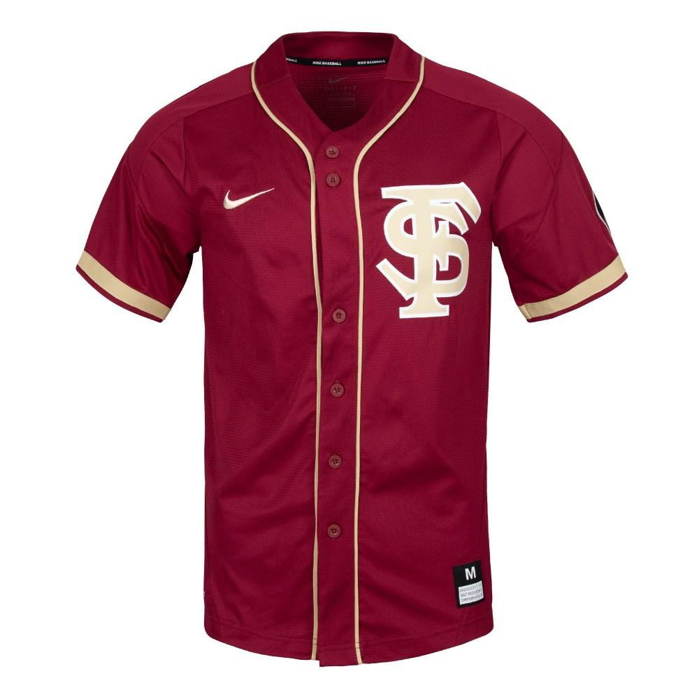 Florida State Nike Baseball Jersey