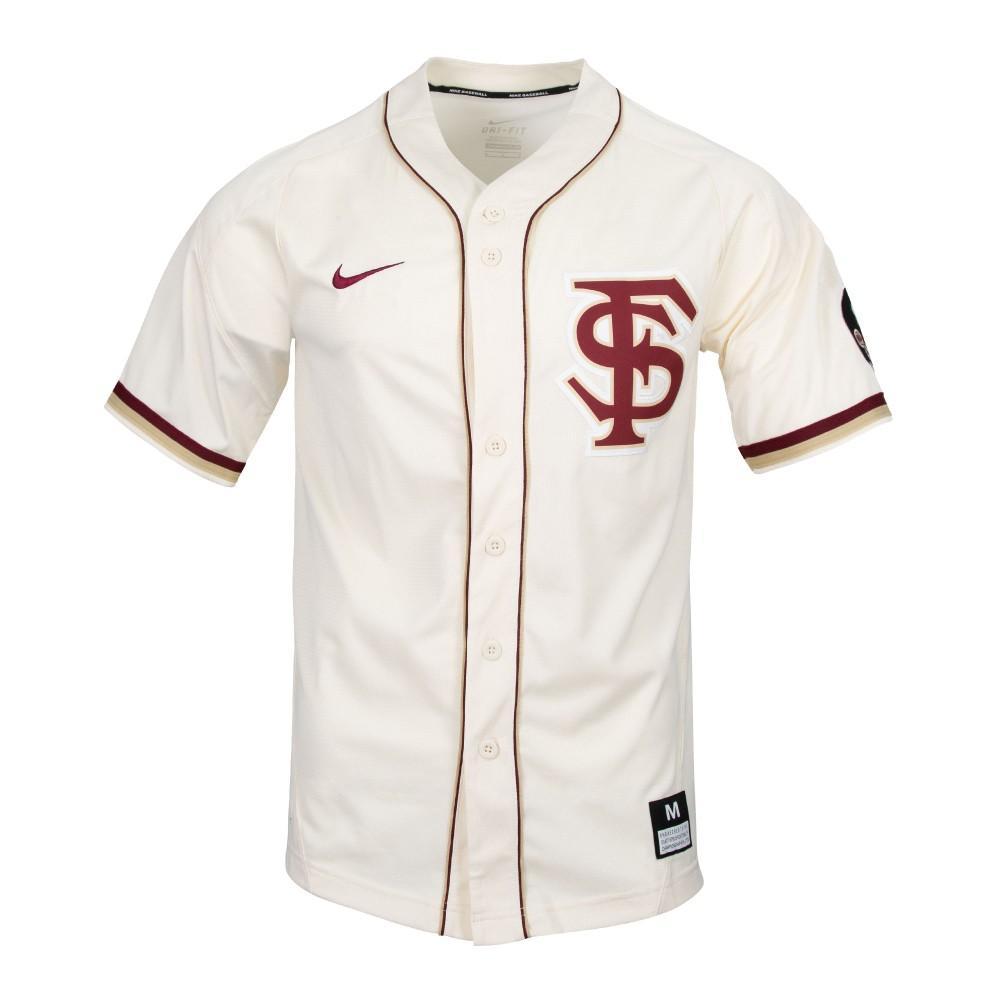 new style 8ab56 f5201 Seminoles | Florida State Nike Baseball Jersey | Alumni Hall
