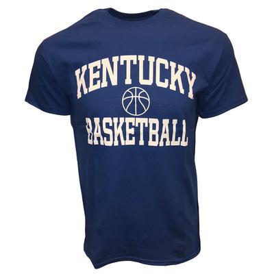 Kentucky Wildcats Basic Basketball Tee ROYAL