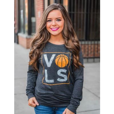 Tennessee Vols Basketball Tee